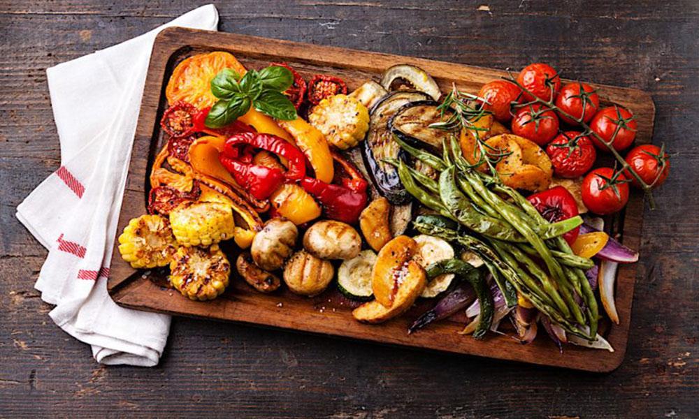 Vegetarisches Gemüse