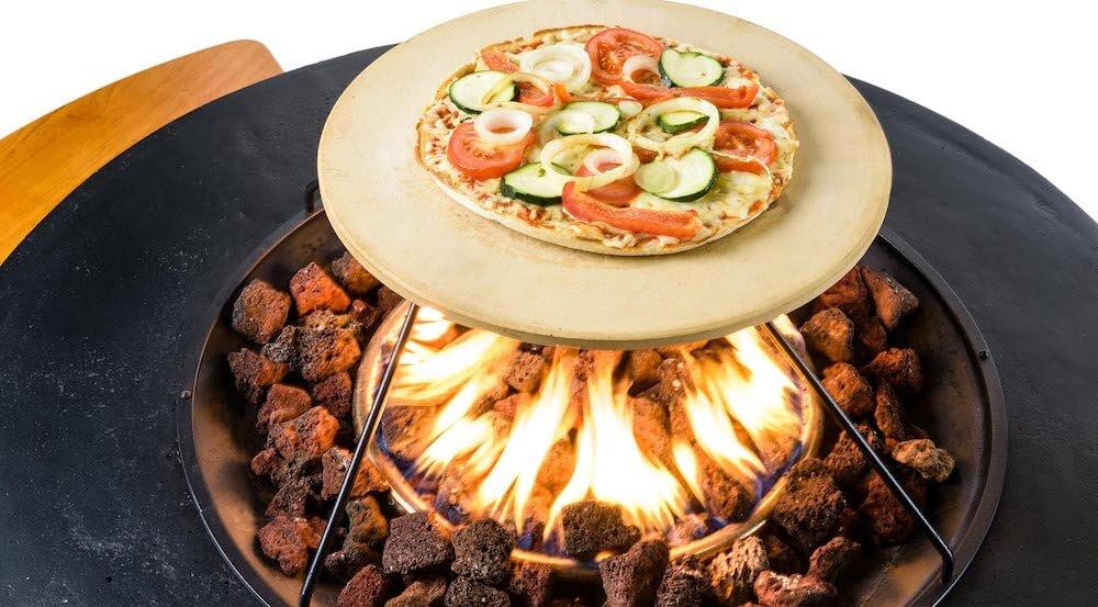 Weber Holzkohlegrill Pizzastein : Grill pizzastein tipps rezepte und modelle